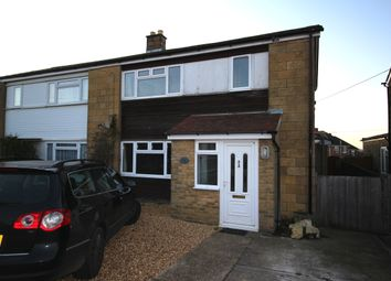 Thumbnail 4 bed semi-detached house to rent in Sherbourne Avenue, Ryde