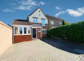 Thumbnail 4 bedroom end terrace house for sale in Darent Place, Didcot