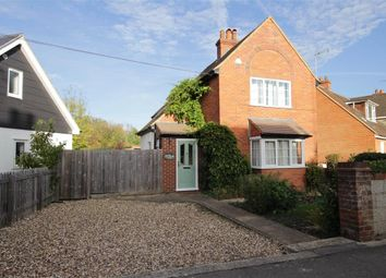 Thumbnail 3 bed detached house for sale in Horseshoe Road, Pangbourne, Reading