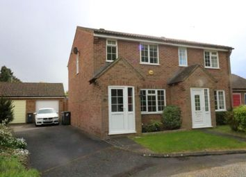 Thumbnail 3 bed semi-detached house for sale in Thorncroft, Englefield Green