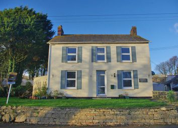 Thumbnail 4 bed farmhouse to rent in Tregonwell, Manaccan, Helston