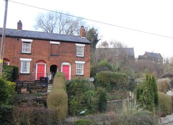 Thumbnail 2 bed end terrace house for sale in Runcorn Road, Barnton, Northwich