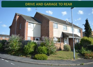 Thumbnail 4 bed semi-detached house for sale in Carbery Close, Oadby, Leicester