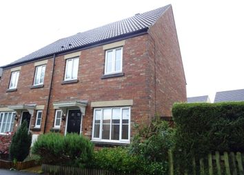 Thumbnail 3 bed semi-detached house to rent in Saint Way, Stoke Gifford, Bristol