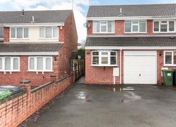 Thumbnail 3 bed semi-detached house for sale in Summerfield Road, Tamworth, Staffordshire, West Midlands