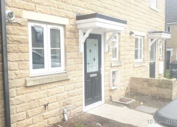2 bed terraced house to rent in Yarn Close, Halifax HX1