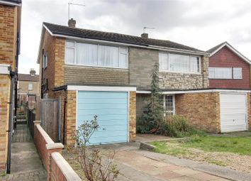 Thumbnail 3 bed semi-detached house for sale in Oakdene, Cheshunt, Waltham Cross