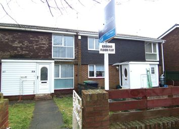 Thumbnail Flat to rent in College Road, Ashington