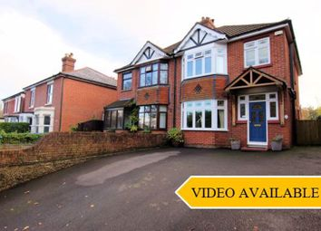 3 bed semi-detached house for sale in East Street, Fareham PO16