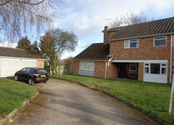Thumbnail 3 bedroom detached house to rent in Rosemary Road, Bury St. Edmunds
