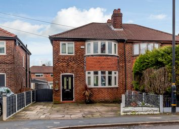 Thumbnail 3 bed semi-detached house for sale in Sinderland Road, Altrincham, Greater Manchester