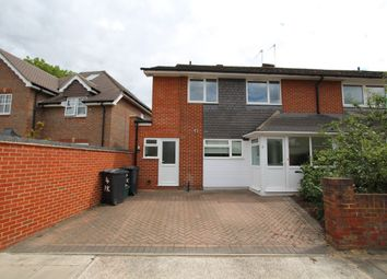 Thumbnail 5 bed semi-detached house to rent in Park Road, Surbiton