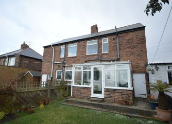 Thumbnail 2 bed semi-detached house for sale in Rake Lane, North Shields