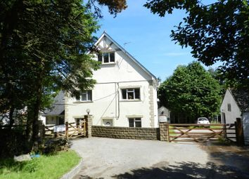Thumbnail 4 bedroom detached house for sale in Heol Llan, Coity, Bridgend