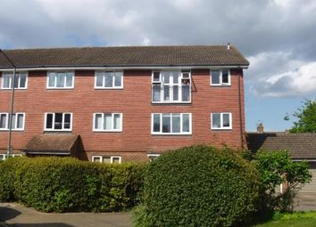 Thumbnail 1 bed flat to rent in Crowthorne Close, Wimbledon