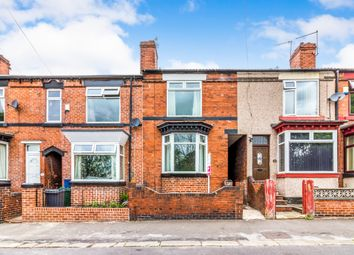 3 bed terraced house for sale in Meadow Street, Rotherham S61