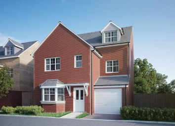 Thumbnail 4 bed detached house for sale in The Mews, Warren Close, Leighton Buzzard.