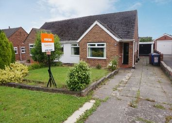 Thumbnail 3 bed semi-detached bungalow for sale in Trentley Road, Trentham, Stoke-On-Trent