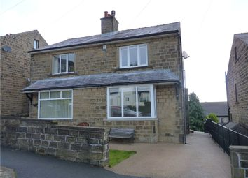 Thumbnail 2 bed semi-detached house for sale in Oakbank Avenue, Keighley, West Yorkshire