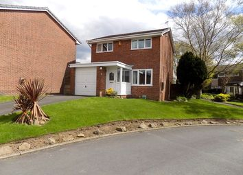 Thumbnail 3 bedroom detached house for sale in Cranleigh Close, Blackrod, Bolton