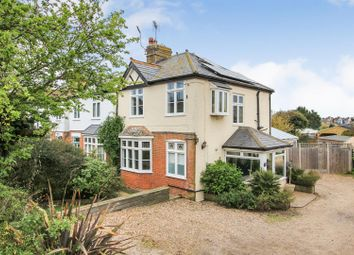 Thumbnail 3 bed semi-detached house for sale in Island Wall, Whitstable