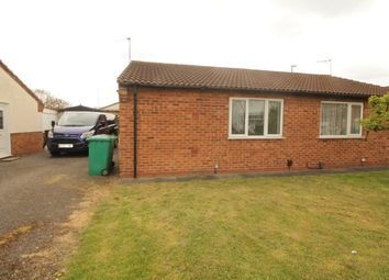 Thumbnail 2 bed bungalow to rent in Castlefields, Nottingham