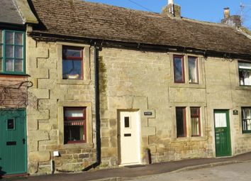 Thumbnail 2 bed cottage for sale in Main Street, Youlgrave, Bakewell