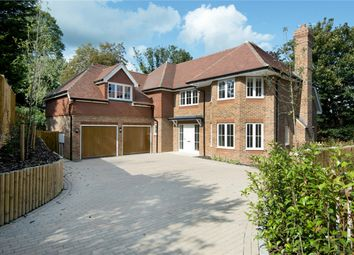 Thumbnail 5 bedroom detached house for sale in High Street, Chipstead, Sevenoaks, Kent