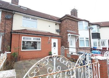 Thumbnail 3 bed town house for sale in Aylton Road, Huyton, Liverpool