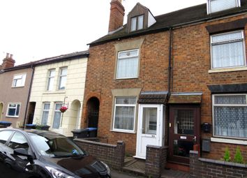 Thumbnail 3 bed terraced house for sale in East Street, Rugby