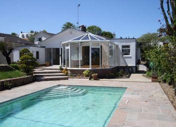 Thumbnail 3 bed detached bungalow for sale in Mon Cachet, Clos De La Cache, Castel