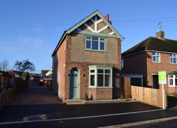Thumbnail 3 bed detached house for sale in Gladstone Street, Lutterworth