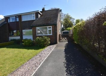 Thumbnail 3 bed semi-detached house for sale in Bryers Croft, Wilpshire, Blackburn, Lancashire