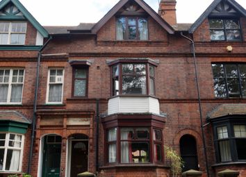 Thumbnail 4 bedroom terraced house to rent in Fosse Road North, Leicester