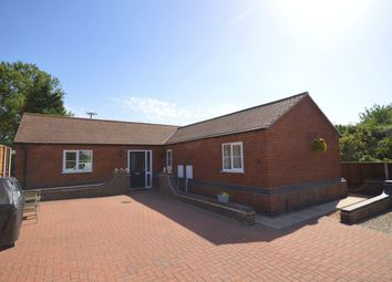 Thumbnail 3 bed bungalow for sale in Gresley Wood Road, Church Gresley, Swadlincote
