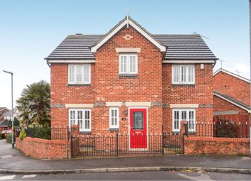 Thumbnail 4 bed detached house for sale in Lawnwood Drive, Rotherham