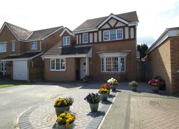 Thumbnail 5 bed detached house for sale in Town Lands Close, Wombwell, Barnsley