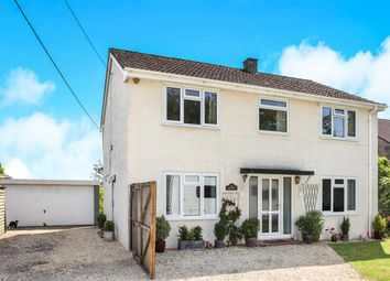 Thumbnail 4 bedroom detached house for sale in Warminster Road, Chitterne, Warminster