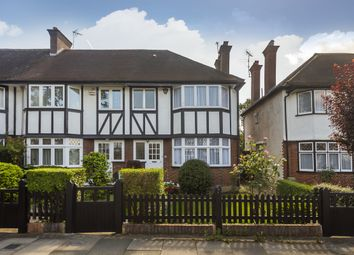Thumbnail 3 bed semi-detached house to rent in Princes Gardens, London