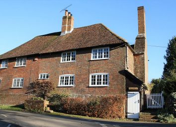 Thumbnail 3 bed property for sale in High Street, Meonstoke, Southampton