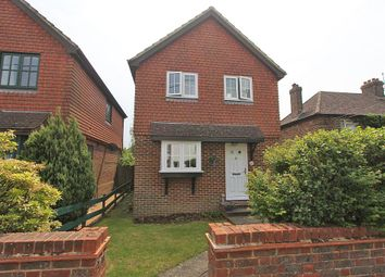 Thumbnail 3 bed detached house for sale in South Close, Hailsham, East Sussex
