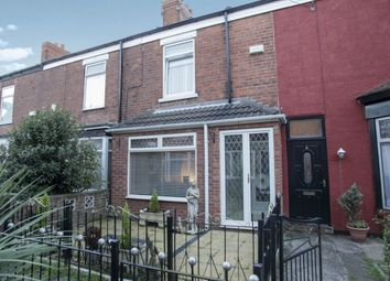 Thumbnail 2 bedroom terraced house for sale in Argyle Avenue, Middleburg Street, Hull