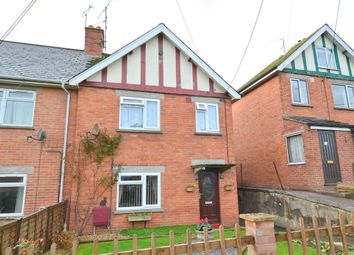 Thumbnail 3 bed end terrace house for sale in Bruton, Somerset