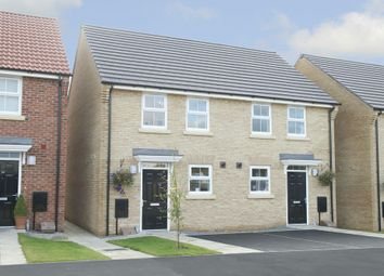 "Thumbnail 2 bed semi-detached house for sale in ""Winton"" at Main Road, Earls Barton, Northampton"