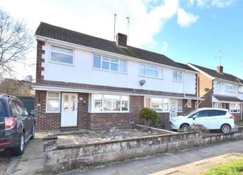 Thumbnail 3 bed semi-detached house for sale in Loggon Road, Basingstoke, Hampshire