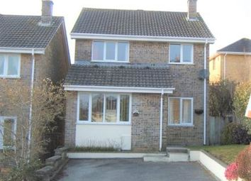 Thumbnail 3 bed detached house to rent in Trevanion Road, Liskeard