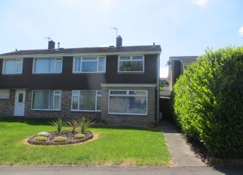 Thumbnail 3 bed semi-detached house for sale in Barry Close, Weston Super Mare