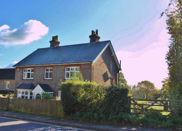 Thumbnail 4 bed detached house for sale in Cross In Hand, Heathfield