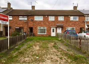 Thumbnail 3 bed terraced house to rent in Twickenham Road, Glen Parva, Leicester