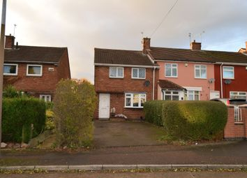 Thumbnail 3 bedroom semi-detached house for sale in Milnroy Road, Thurnby Lodge, Leicester